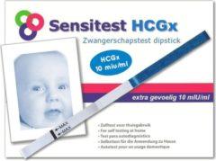 Sensitest zwangerschapstest dipstick sensitive 3 stuks