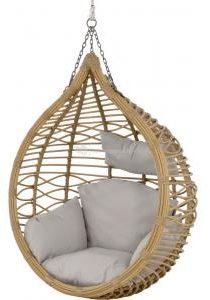 Afbeelding van Naturelkleurige Outdoor Living hangstoel Amazonas exc. frame - natuur