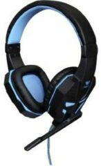 Blauwe AULA prime gaming headset