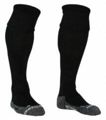 Zwarte Stanno Uni Sock voetbalsokken