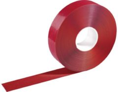 Durable 172503 Vloermarkeerband DURA LINE STRONG Rood 1 stuk(s) (l x b) 30 m x 50 mm