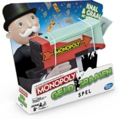HASBRO Spel Monopoly Cash Grab