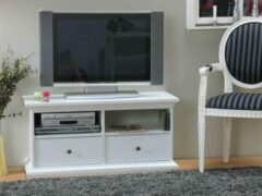 Tvilum Venetië - TV-meubel - 102 cm breed - Wit