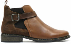 Bruine Boots en enkellaarsjes Florianne by Rieker