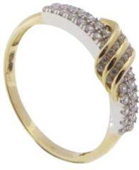 Gouden Christian Ring