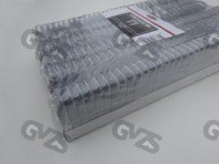 Kelfort Uitvulplaatjes grijs krimp 7mm zak van 99 plaatjes