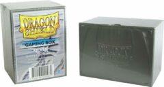 Dragonshield Strongbox Silver (deck box)