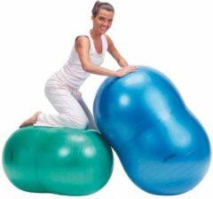 Gymnic Physio Roll Plus 70 BRQ - Pindabal - Blauw - Ø 70 cm