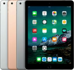 Apple Refurbished Apple iPad (2018) refurbished door Leapp - A-Grade (Zo goed als nieuw) - 128GB - Zilver