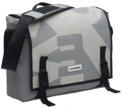 Witte New Look New Looxs Postino Office - Enkele Fietstas - 14 l - White/Grey