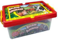 Braet Boerderijdieren Speelset - met Speelmat