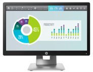 HP Inc HP EliteDisplay E202 - LED-Monitor M1F41AA#ABB