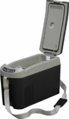 Grijze Compressor Koelbox Indel B 15 Liter 12/24V 35Watt