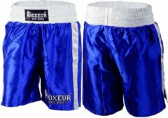 Rode Boxeur Des Rues BOXING SHORTS IN MESH WITH FRONT LOGO