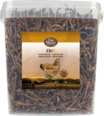 Deli Nature Chix Tabaksteeltjes - Kippenvoer - 750 g
