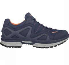Lowa - Gorgon GTX - Multisportschoenen maat 8, zwart/blauw