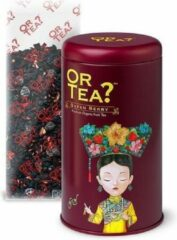 Or Tea? Queen Berry vruchtenthee & hibiscus losse thee - BIO - 100 gram