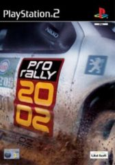 Playstation 2 Pro Rally 2002