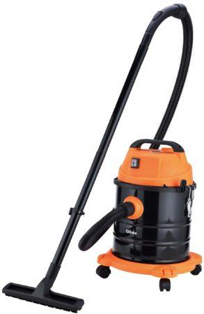 Afbeelding van Qlima WDZ520 Nat- en droogzuiger 20 l 1200 W Zwart, Oranje