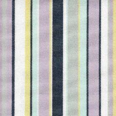 Acrisol Miami Lila 1012 gestreept paars, lila, blauw, geel, wit stof per meter buitenstoffen, tuinkussens, palletkussens