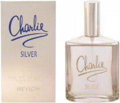 Revlon Eau De Toilette Charlie Silver 100 ml - Voor Vrouwen