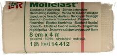 Mollelast Haft Zelfhechtend Elastisch Windsel 4 MX8 Hydrofiel