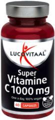 Lucovitaal Super Vitamine C 1000mg Vegan 60 Capsules