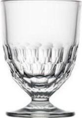 Transparante La Rochere La Rochère - waterglas artois - 22 cl - set van 6