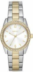 DKNY horloge NY2903 Nolita Zilver, goud