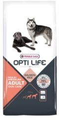 Opti Life Adult Skin Care Medium-Maxi - Hondenvoer - 12.5 kg - Hondenvoer