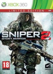 City Interactive Sniper 2: Ghost Warrior - Limited Edition