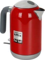 KENWOOD_KUECHE Kenwood Wasserkocher ZJX650RD, 1 Liter, 2200 Watt, rot