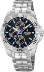 Festina Multifunction horloge - Zilverkleurig