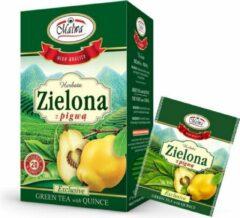 Malwa Groene thee met kweepeer 20 x 1.5g