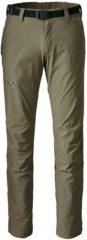 Maier Sports - Nil - Trekkingbroeken maat 58 - Regular, bruin/grijs/olijfgroen