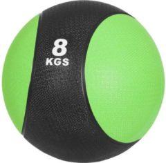 Groene Gorilla Sports Medicine Ball 8 kg
