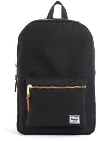 Afbeelding van Zwarte Herschel Supply Co. Men's Settlement Backpack - Black