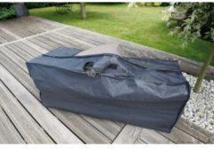 Nature tuinmeubelhoes voor kussens PE 100 g/m² antraciet 128x57x37cm