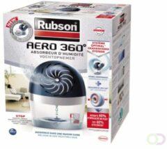 Blauwe Rubson Aero 360 Toestel 20m2 Vochtopnemer Vochtvanger Vochtwering - 450 Gram