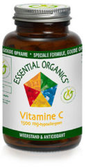Ess Organics Essential Organics® Vit C 1500 mg Hypo-all - 75 Tabletten - Vitaminen