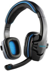 Blauwe BigBen Blueway Stereo Gaming Headset voor PS4 & PC