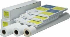 Witte Huismerk Inkjetpapier op Rol 610mmX30,5m 130gHP C6029C