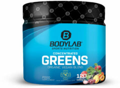 Groene Concentrated Greens (120 capsules)