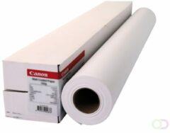 Witte Inkjetpapier canon mat gecoat 914 mm x 45 m 90 gr