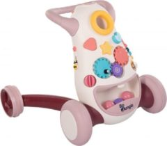 Roze Bo Jungle B-Walking Aid Loopauto - Jumpy Pink