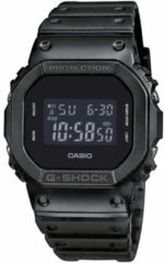 Casio Quartz Horloge DW-5600BB-1ER (l x b x h) 48.9 x 42.8 x 13.4 mm Zwart Materiaal (behuizing): Hars Materiaal (armband): Hars