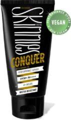 Zonnebrand Skinnies SPF50 100ml - Geschikt voor sporten - 4 uur Waterbestendig - Parfumvrij - Parabenenvrij - zonder alcohol - Vegan