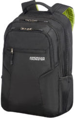 "Zwarte American Tourister Urban Groove UG6 Laptop Backpack 15.6"" black backpack"