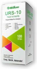 Medicon 10 Urine Test - 100 Urinetest Strips