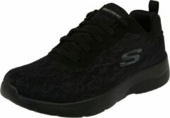 Skechers sneakers laag dynamight Zwart-41